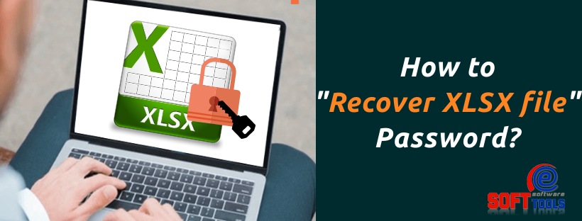 Recover XLSX file Password