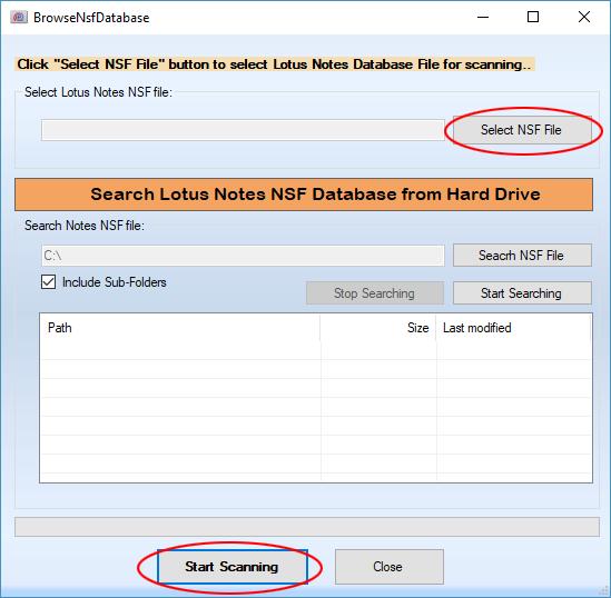 select-nsf