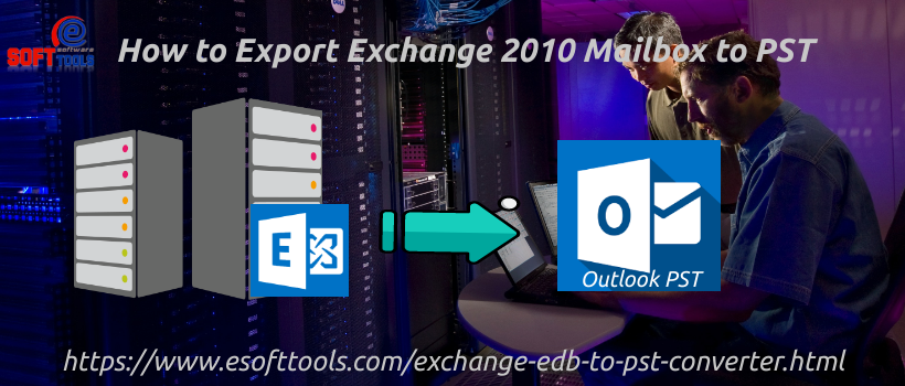 export exchange mailbox to pst