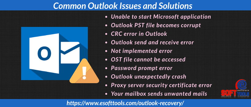 Common Outlook Issues and Solutions