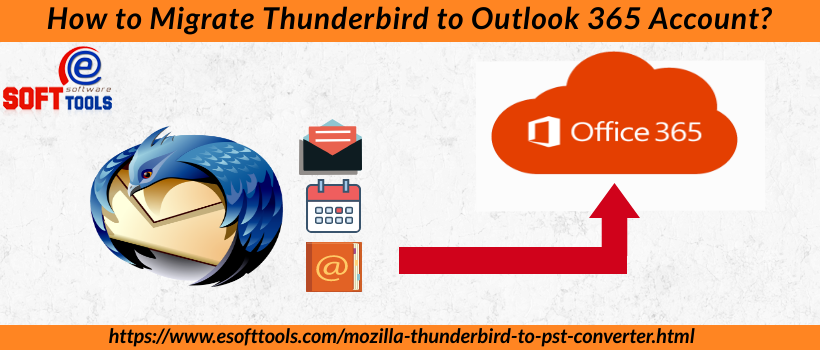 How to Migrate Thunderbird to Outlook 365 Account
