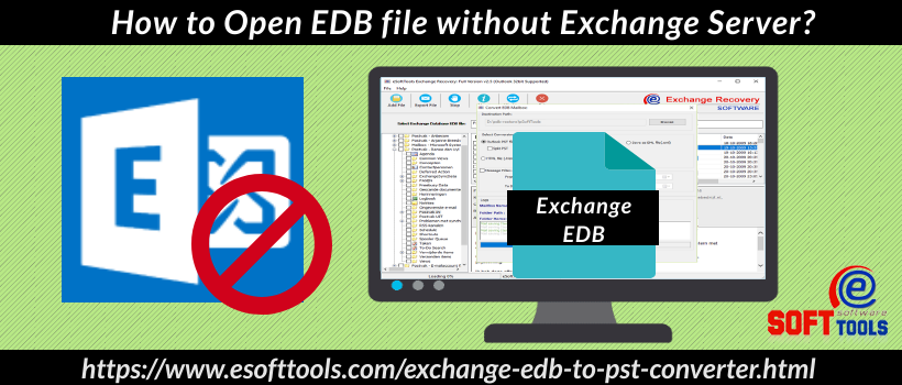 open edb file without exchange server