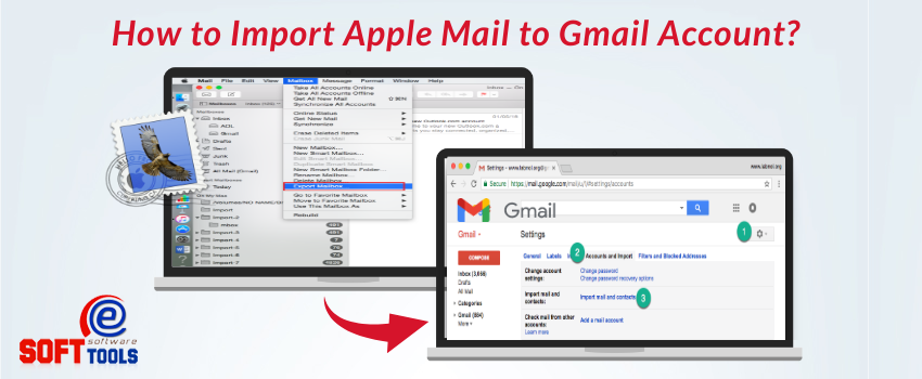 How to Import Apple Mail to Gmail