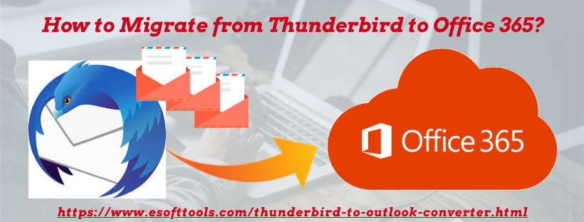 How to Migrate from Thunderbird to Office 365