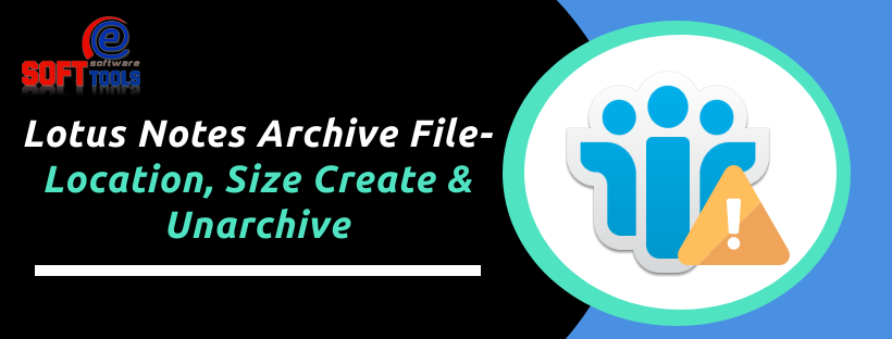 Archive in Lotus Notes