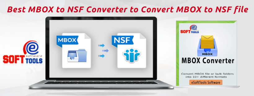 Convert MBOX to NSF file