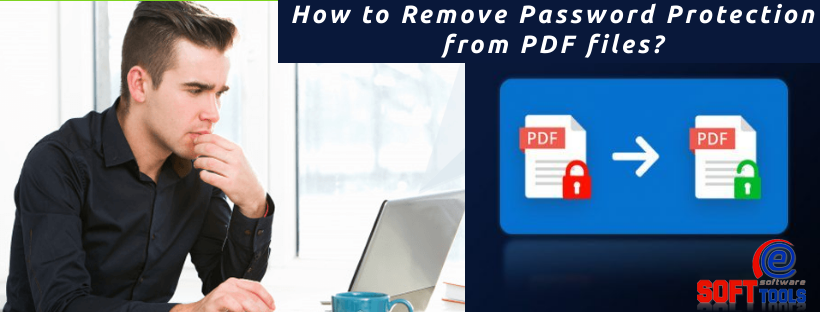 How to Remove Password Protection from PDF files