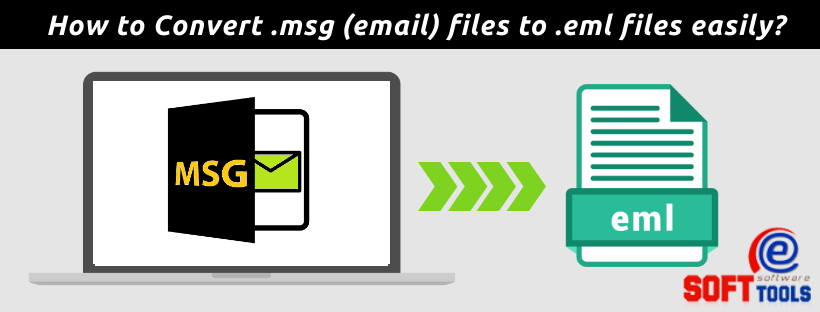 How to Convert MSG to EML file