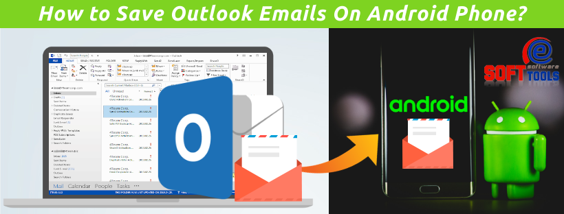 How to Save Outlook Emails On Android Phone