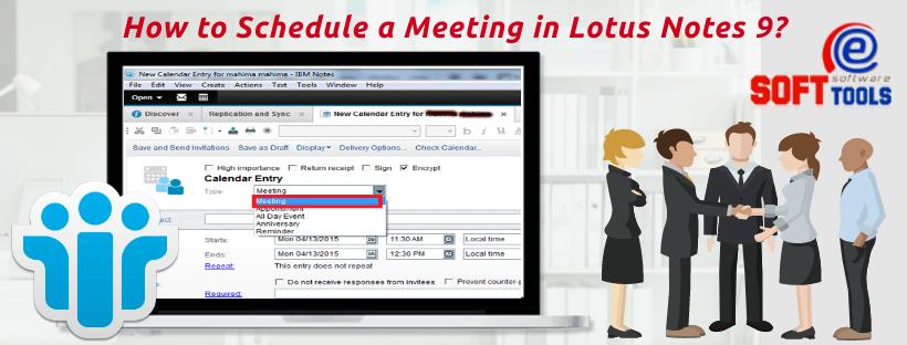 schedule-meeting-in-lotus-notes-9