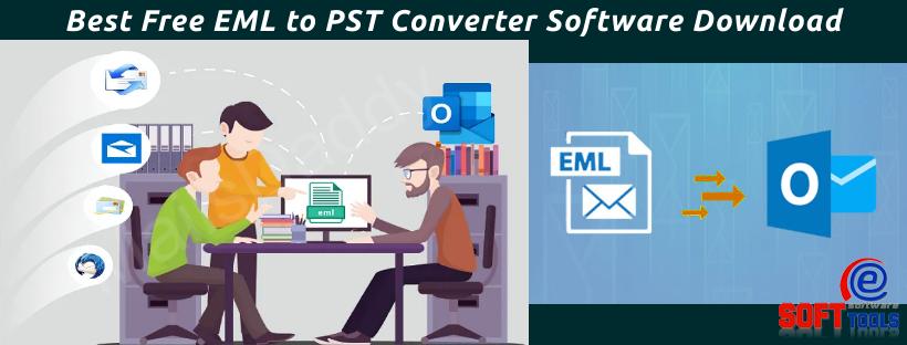 Best Free EML to PST Converter