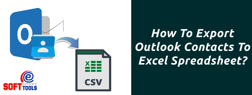 How To Export Outlook Contacts To Excel Spreadsheet