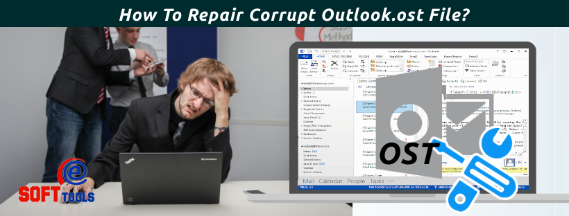 How To Repair Corrupt Outlook.ost File
