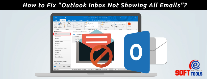 Outlook Inbox Not Showing All Emails