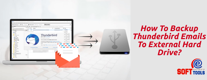How To Backup Thunderbird Emails To External Hard Drive