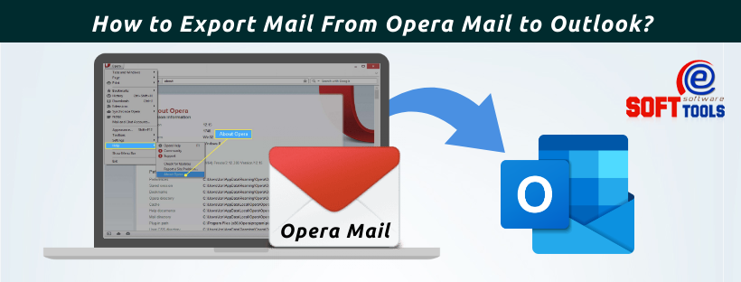 How to Export Mail From Opera Mail to Outlook