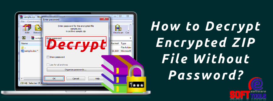how-to-decrypt-encrypted-zip-file-without-password