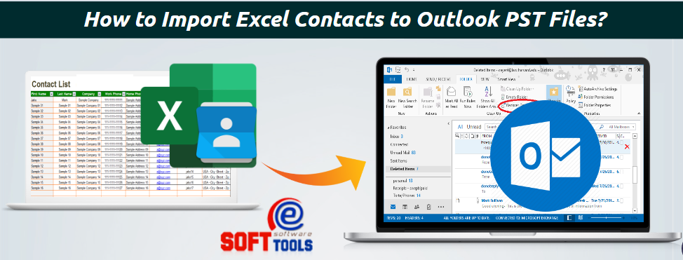 how-to-import-excel-contacts-to-outlook-pst-files