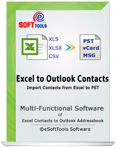 excel contacts to msg