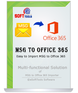 MSG to Office 365 Software