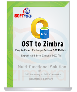 Export OST to Zimbra