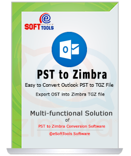 Download PST to Zimbra Conversion Tool to know about PST to TGZ conversion
