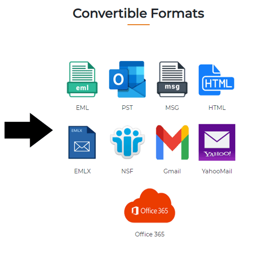 convert mbox to pst
