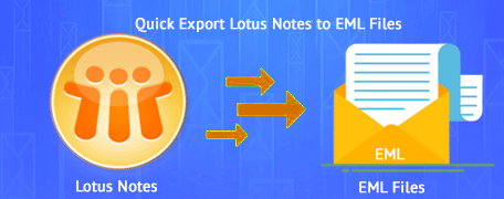 convert lotus notes to eml file