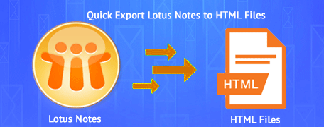 Convert Lotus Notes to HTML file