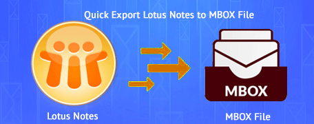 convert lotus notes to mbox file