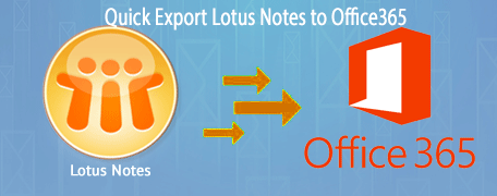 Convert Lotus Notes to Office365 Conversion