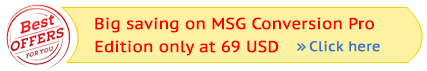 msg conversion deal