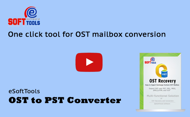OST mailbox conversion