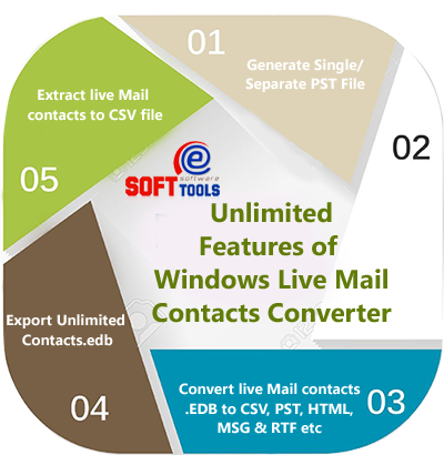 how to delete contacts from outlook live
