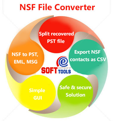 Lotus Notes to PST Converter