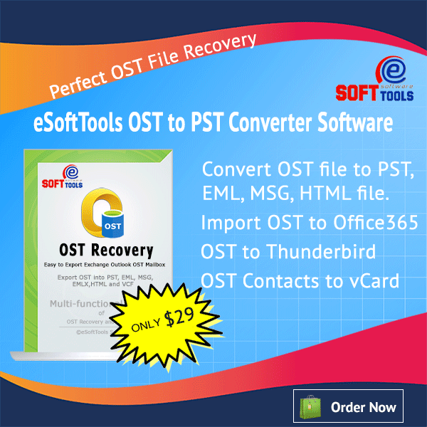 Convert OST to PST – Free Microsoft OST to PST Converter up