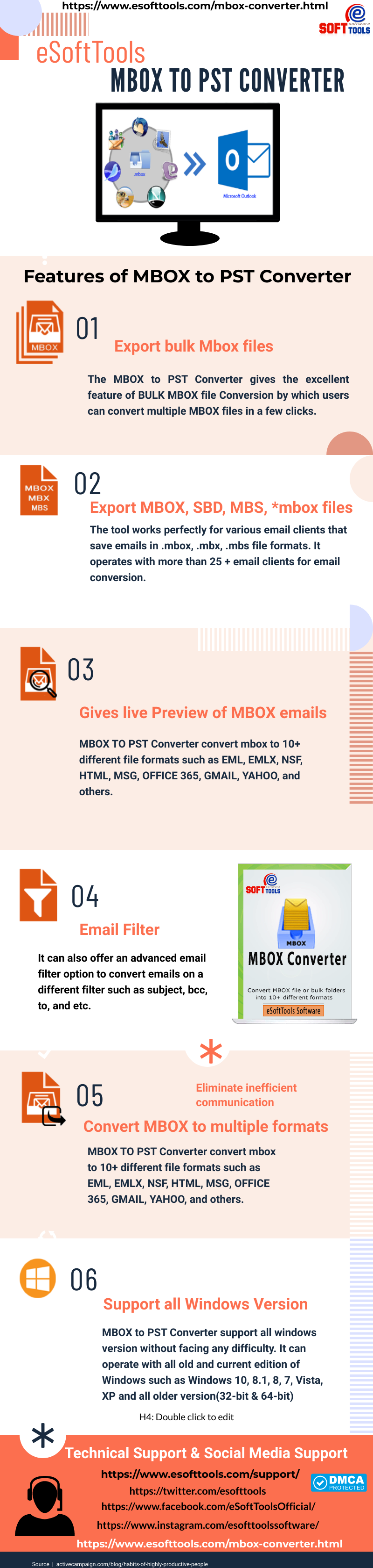 RE: MBOX to PST Converter Software