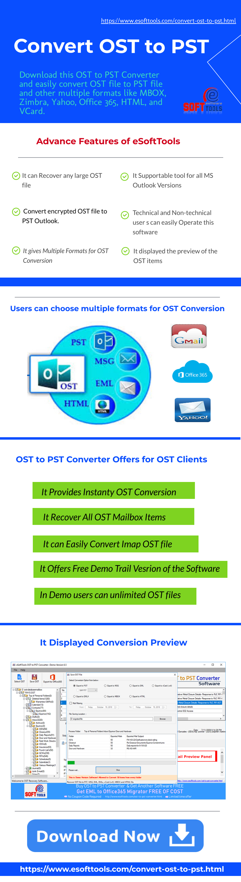 RE: Download Secure OST to PST Converter