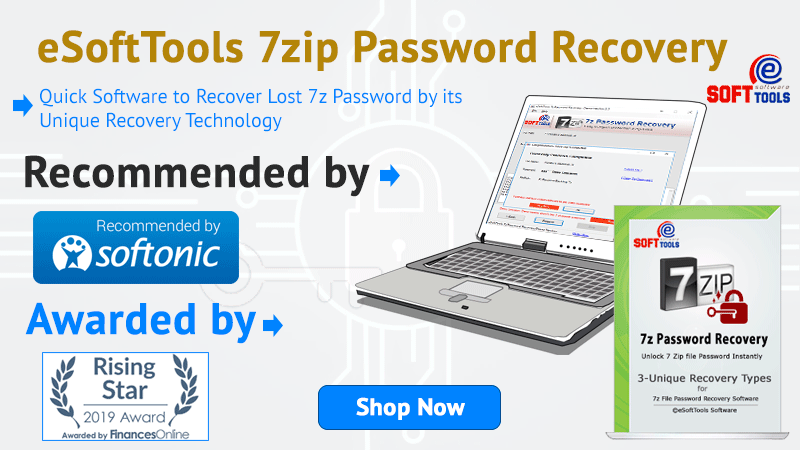 7z Password Recovery Software Instant Recover Lost 7zip Password