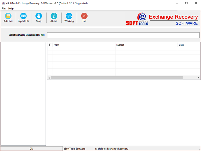 exchange server email recovery