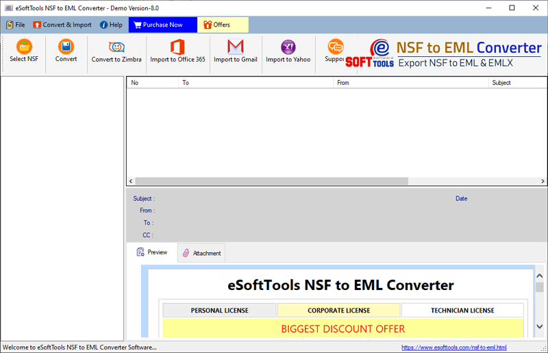 lotus notes to eml